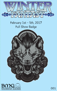 Winter Fantasy Full Show Badge