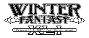 Winter Fantasy logo - Baldman Games